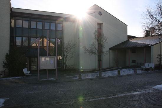 Lappersdorf Rathaus